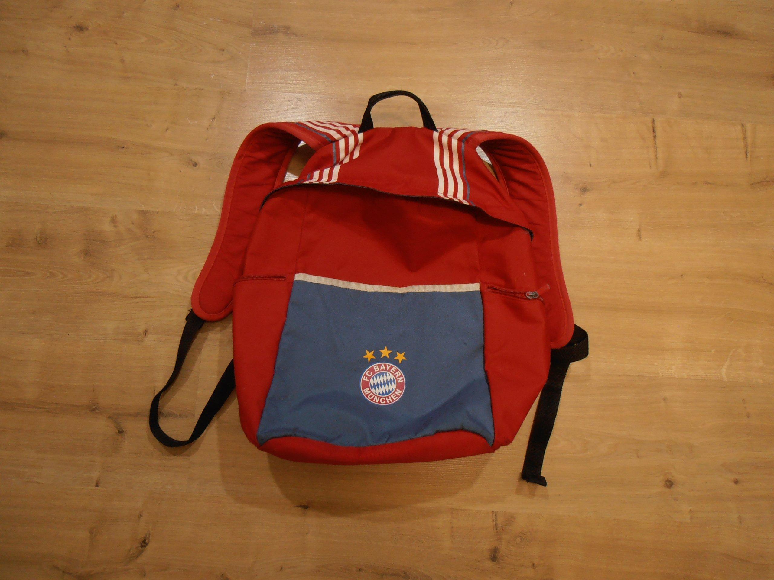 e4a3f2a78823c Adidas FC Bayern Monachium plecak sportowy FCB - 7094057271 ...