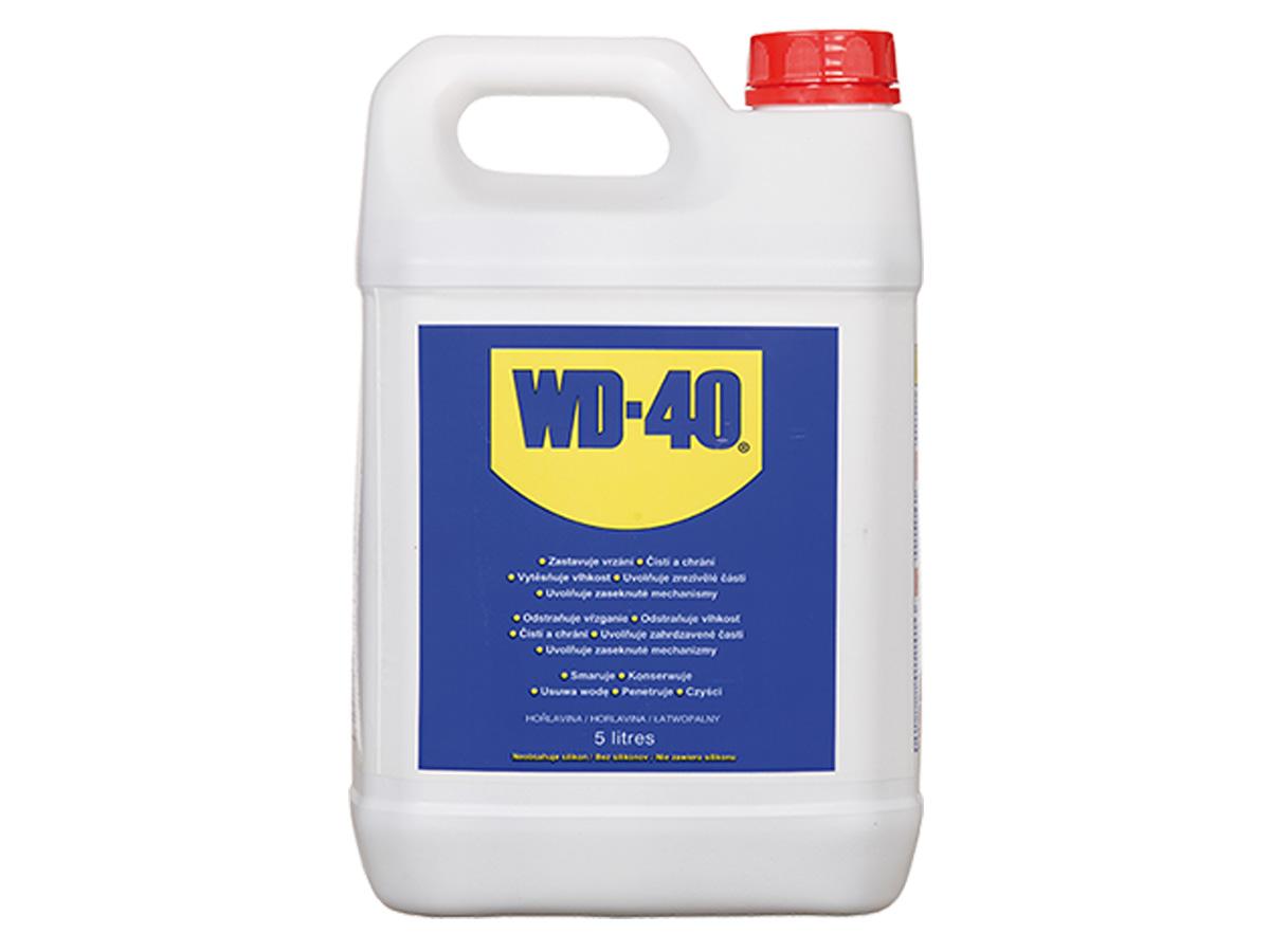 WD-40 5000ml odrdzewiacz, penetrator, smar, olej