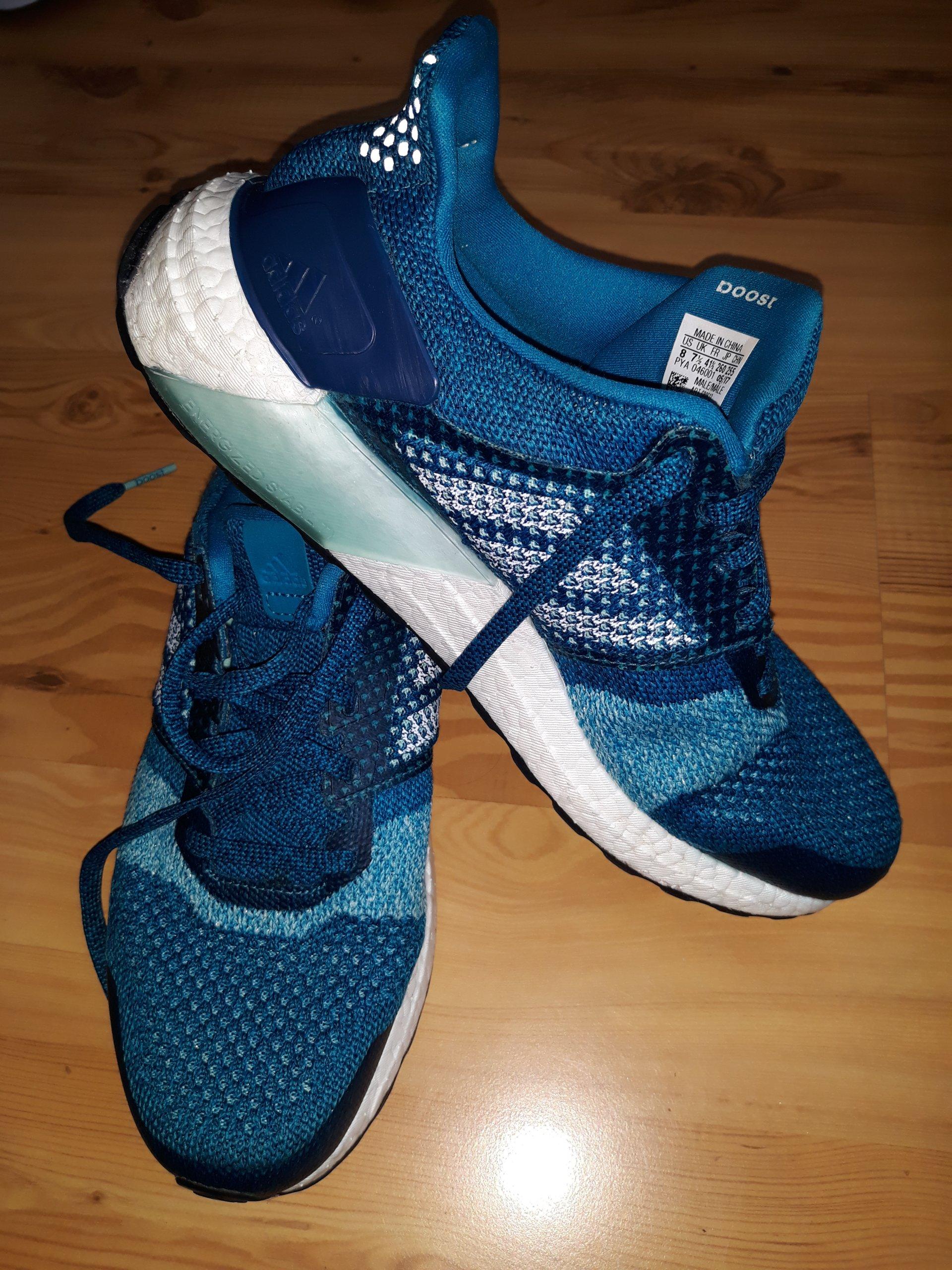 uk availability fb834 52b27 Męskie Adidasy Ultra boost St S80613 roz. 41 1/3