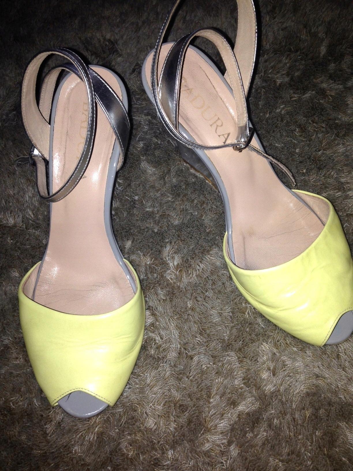 7a825507 badura damskie buty sandały na koturnie 38 - 7505422175 - oficjalne ...