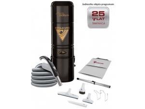 Odkurzacz centralny CycloVac H615 Black Edition 9m