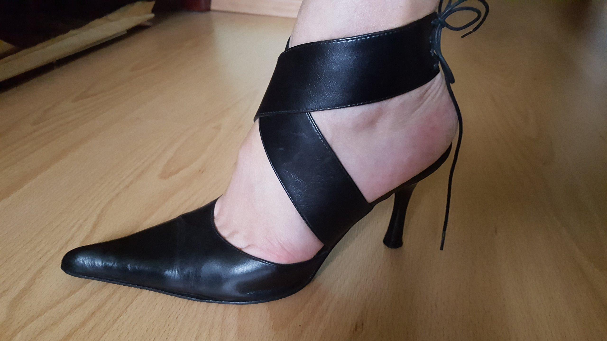 f08a08e41514a RYŁKO buty damskie szpilka 37 - 7102087686 - oficjalne archiwum allegro