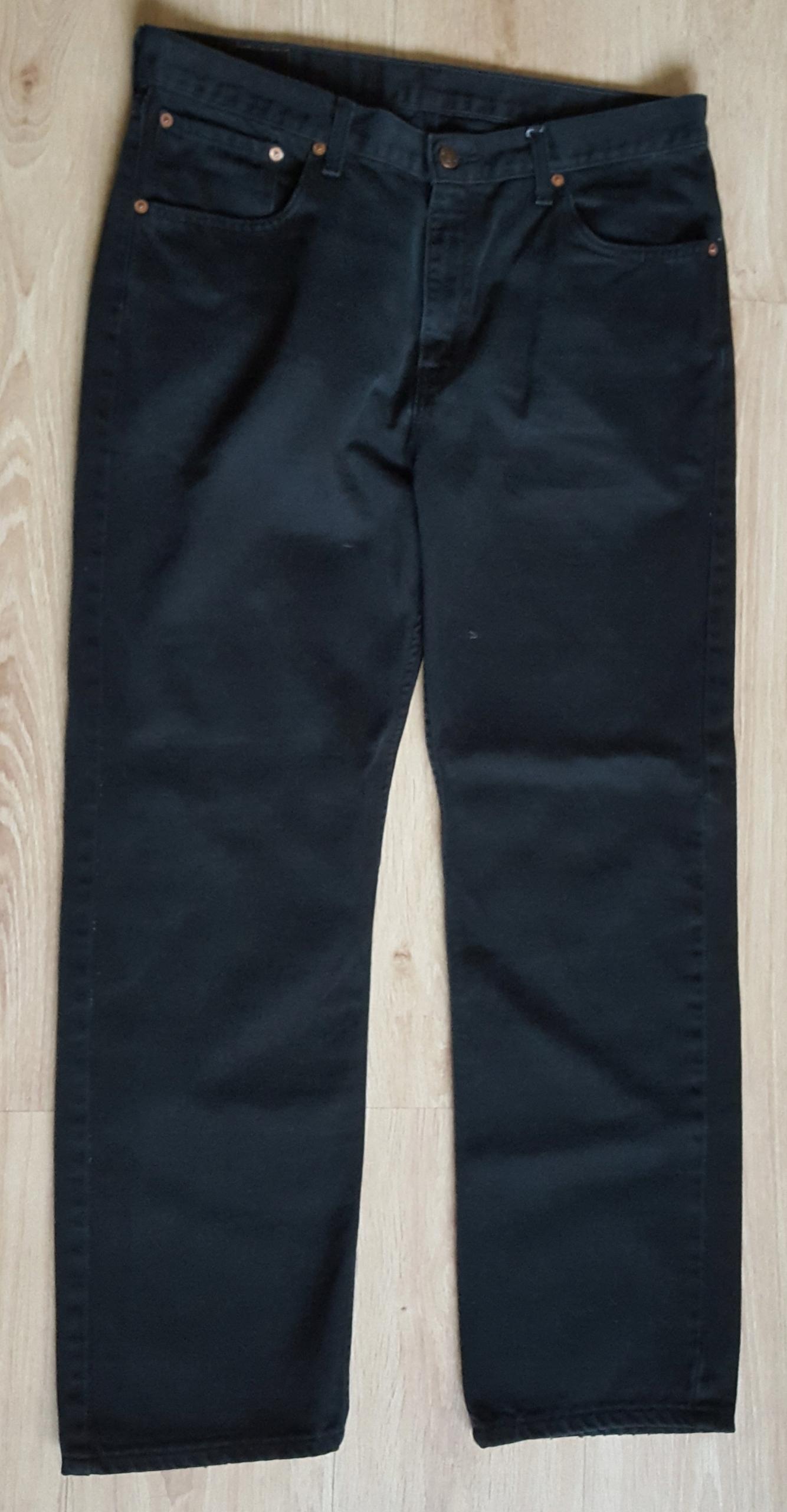 81e0512cb5 LEVI STRAUSS 751 W36 L30 pas 92 - 94 cm jeansy - 7735206343 ...