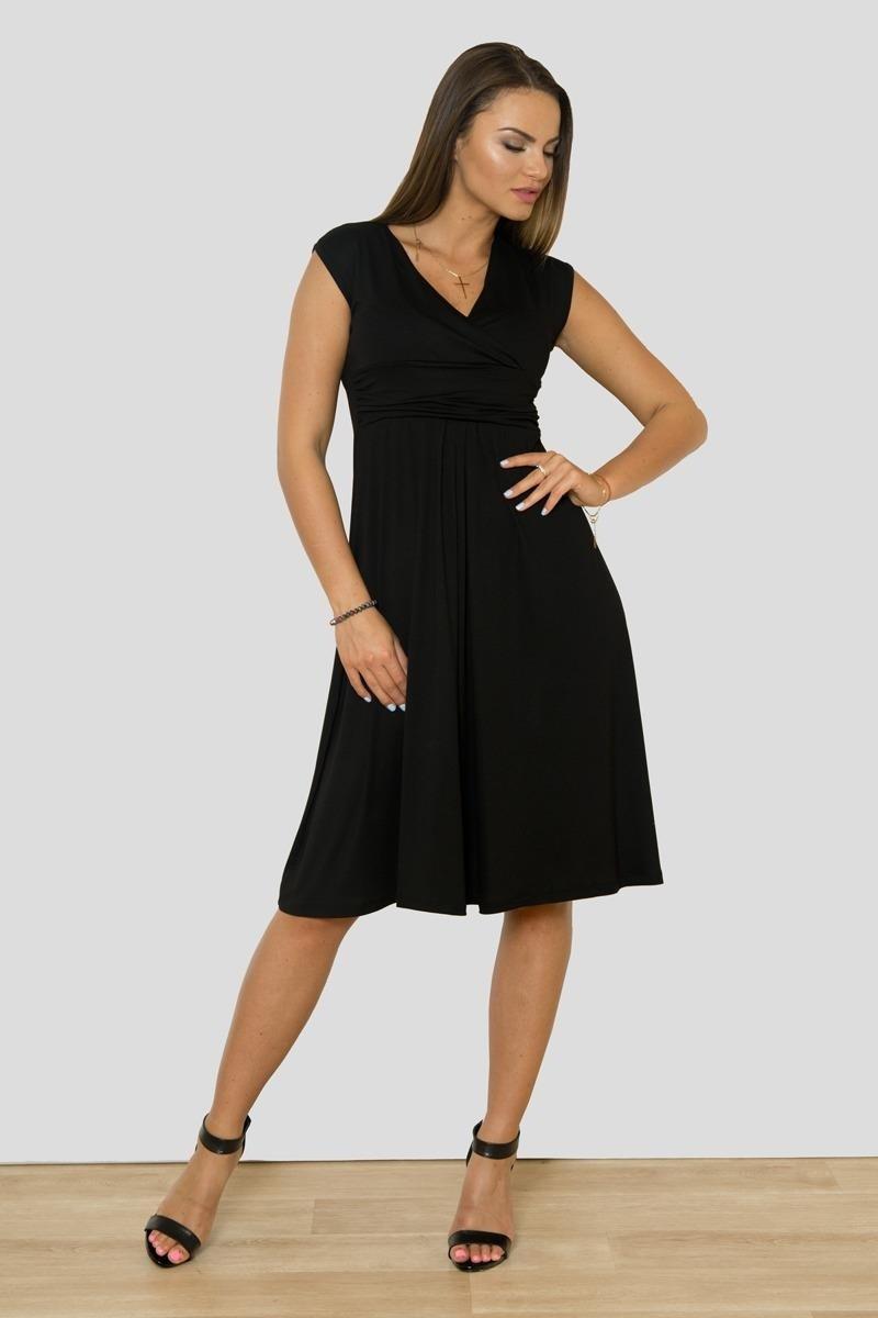 e07ca94546 8288 Sukienka czarna sportowe chinosy bejsbolówka - 7622302801 ...