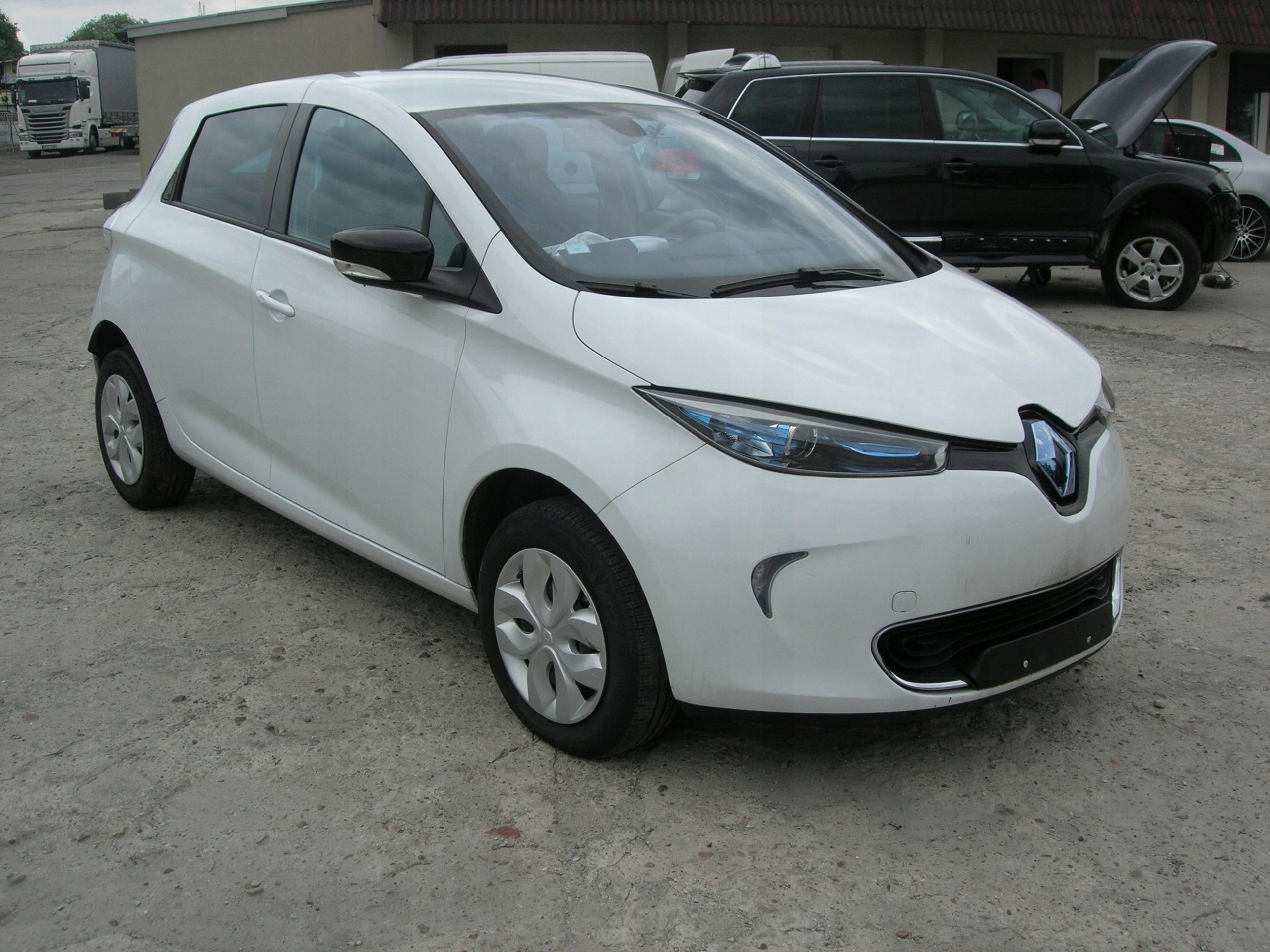 Renault Zoe Elektryczny 58Ps Klima Opłacony 27T.Km
