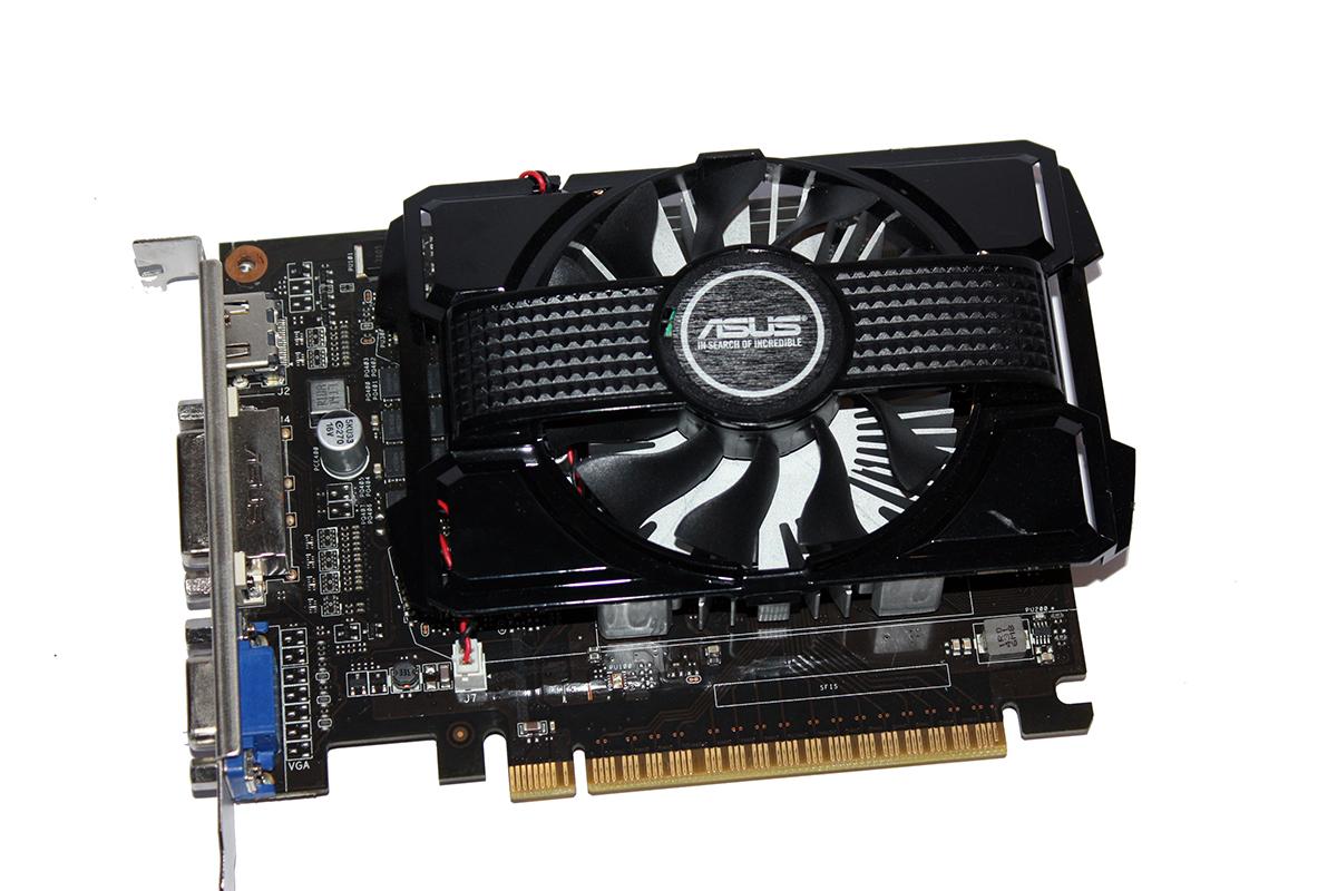 Karta Graficzna Asus Nvidia Geforce Gtx750 2gb K 7630667080