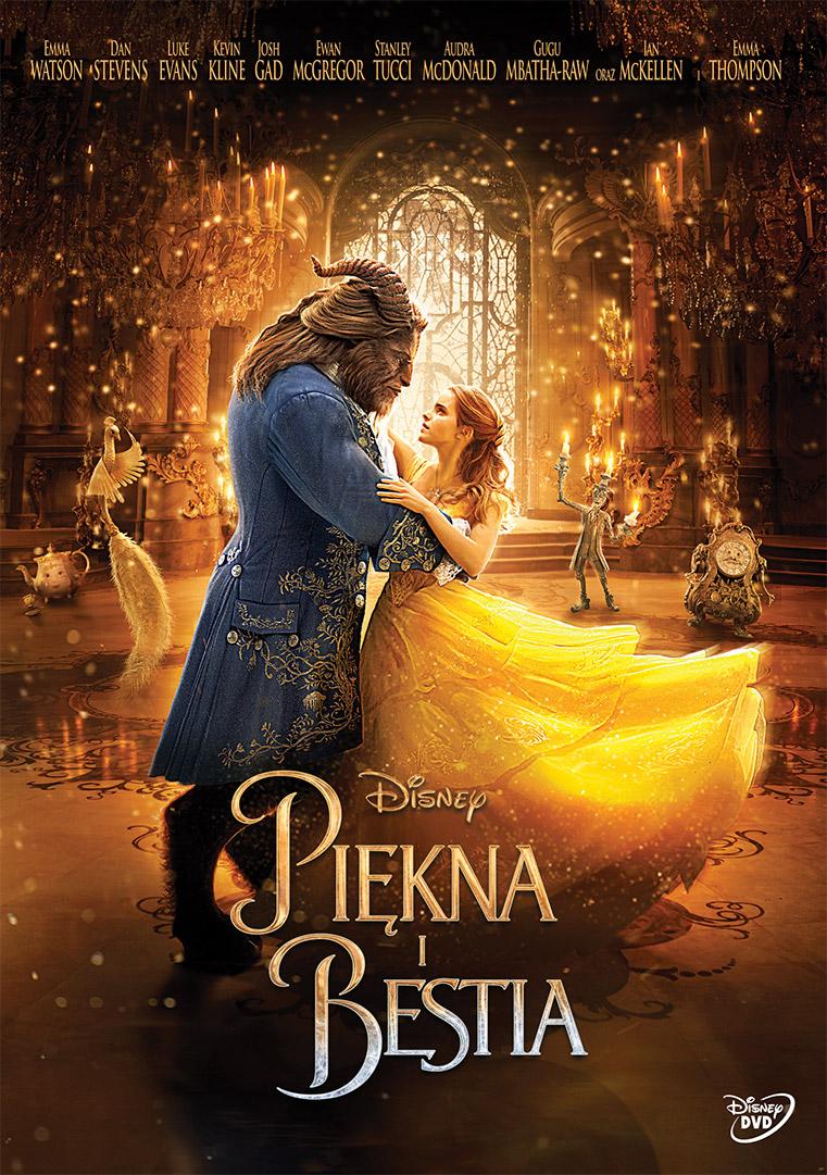 Piękna i Bestia DVD