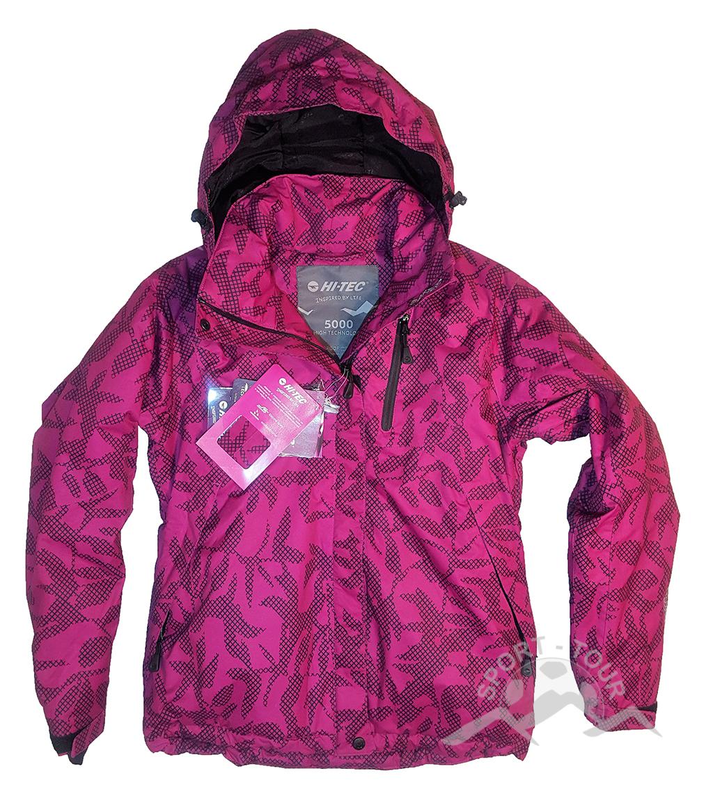 nowy koncept przystojny szalona cena Kurtka narciarska damska HI-TEC Lady Triada roz.S ...