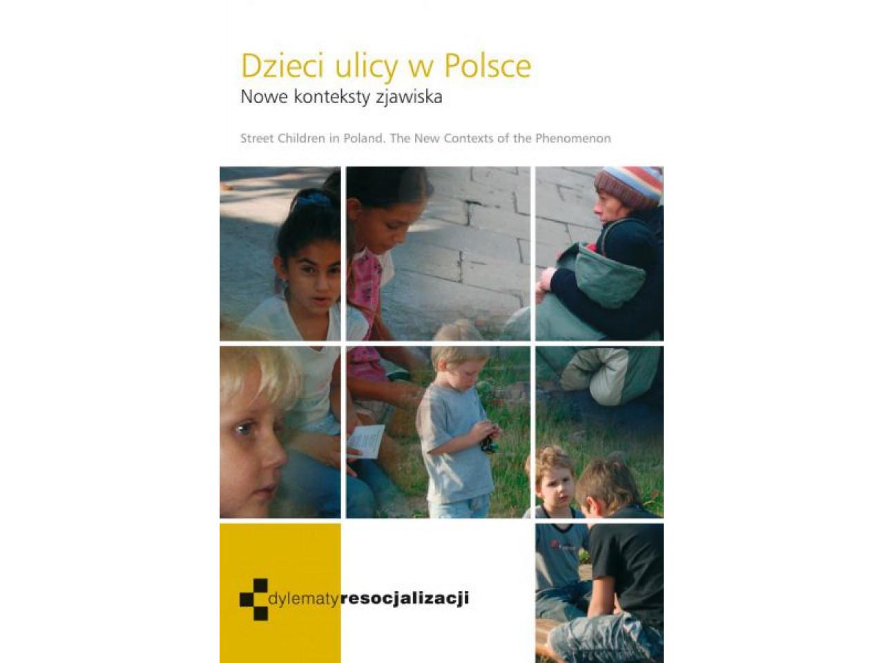 8cc682adf Dzieci ulicy w Polsce. Nowe konteksty zjawiska - 7339152252 ...