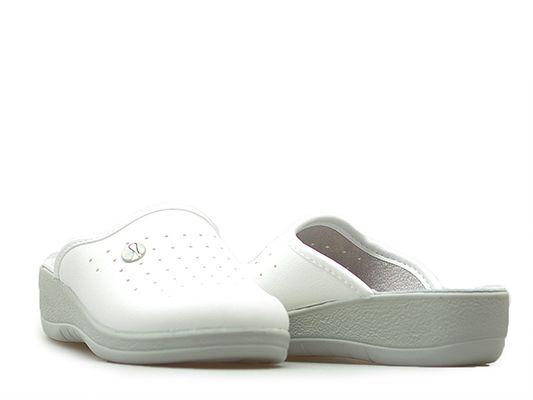 bc7452e83f1e Inblu Klapki damskie 40-33 Białe 40 Arturo-obuwie - 7126587435 ...