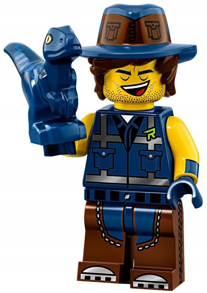Lego Przygoda 2 71023 Rex W Kamizelce 7789249721 Oficjalne