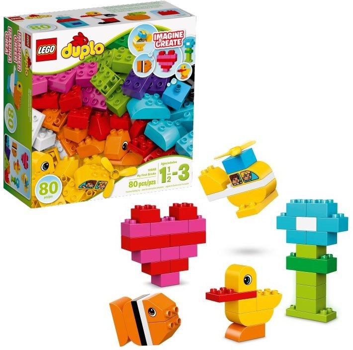 Klocki Lego 10848 Duplo Moje Pierwsze Klocki 7131492616