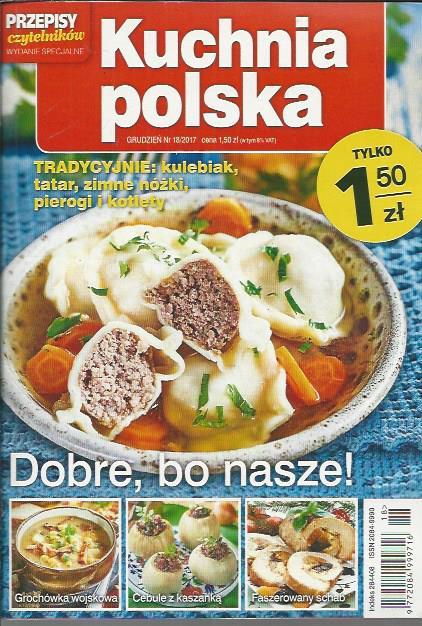 Kuchnia Polska Wydspec 1817 Przepisy Czytelnik