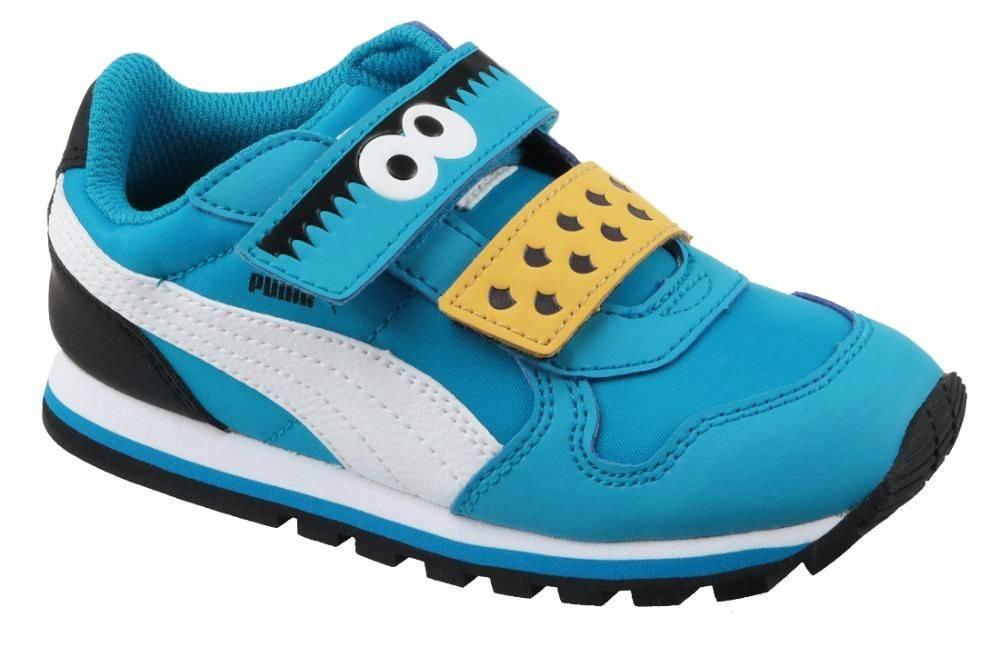 Dziecięce Buty Puma Sesame STR 362676 01 R 23