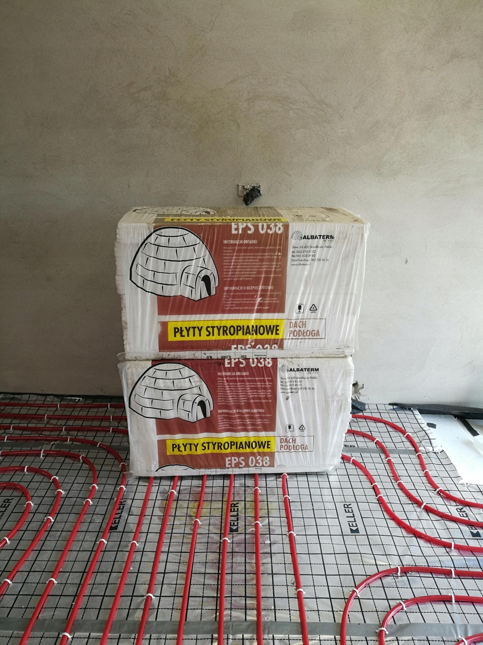 Styropian Dach Podloga Twardy Gr 2cm Eps 038 7468154253