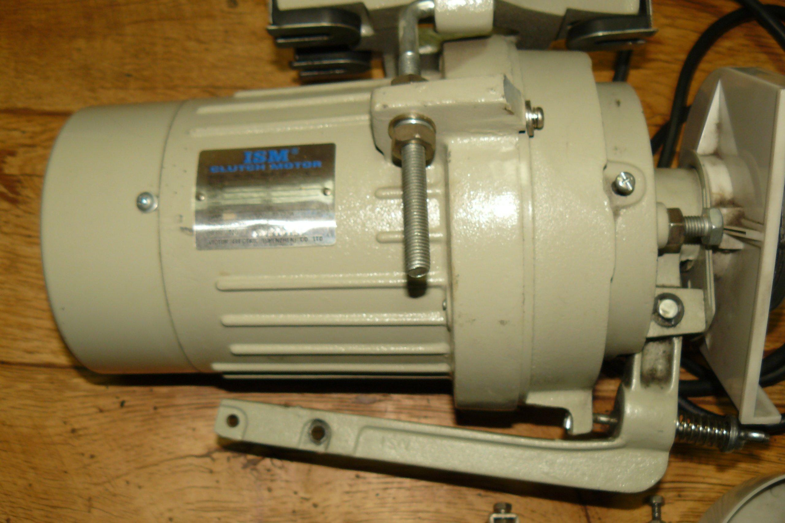 Silnik Do Maszyny Ism Clutch Motor Ns432 400w 7453188398