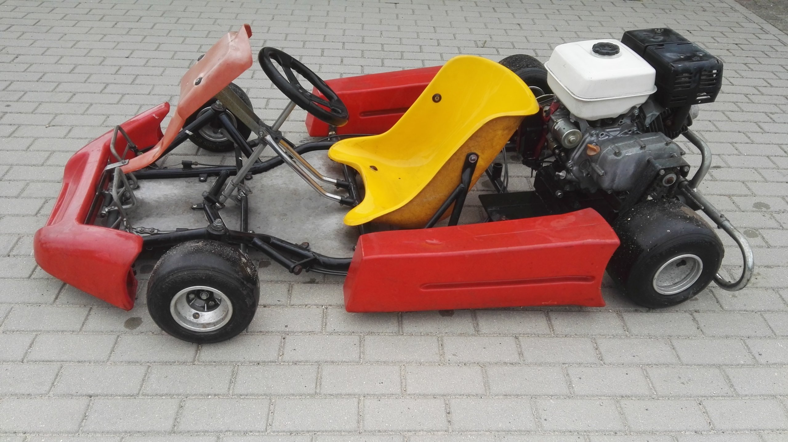 Orginalny gokart HONDA GX270 - 7101248189 - oficjalne