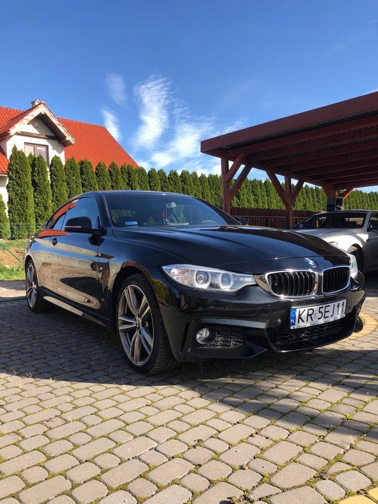 12452391c BMW 420 xd Coupe - 7662945297 - oficjalne archiwum allegro
