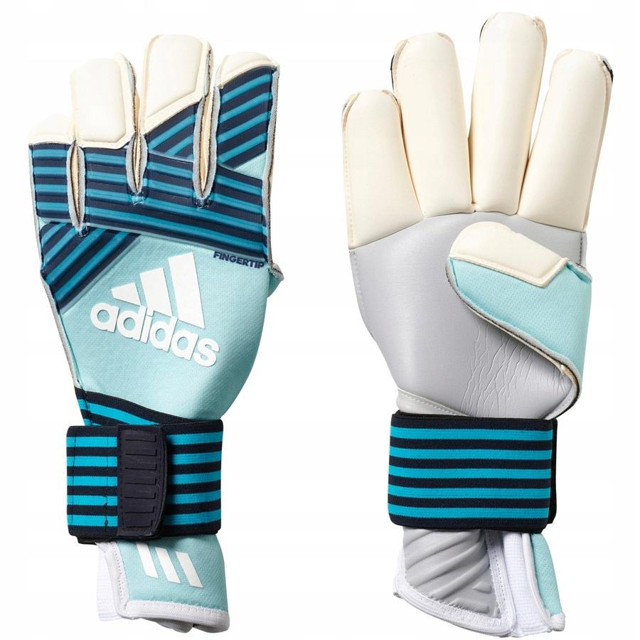 6be32b7b5 Rękawice adidas ACE Trans FT BS4124 11 niebieski - 7534153353 ...