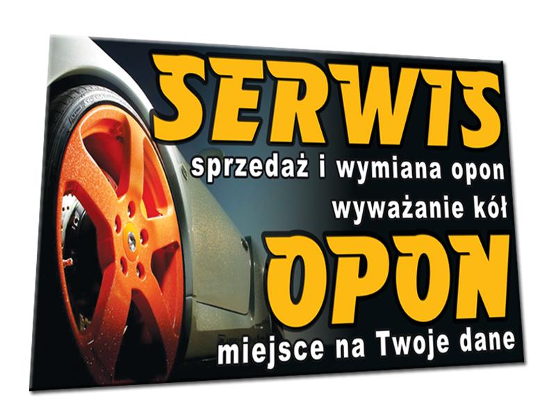 Baner Reklamowy Gotowe Wzory 2x1m Banery Ulotki 6955441283