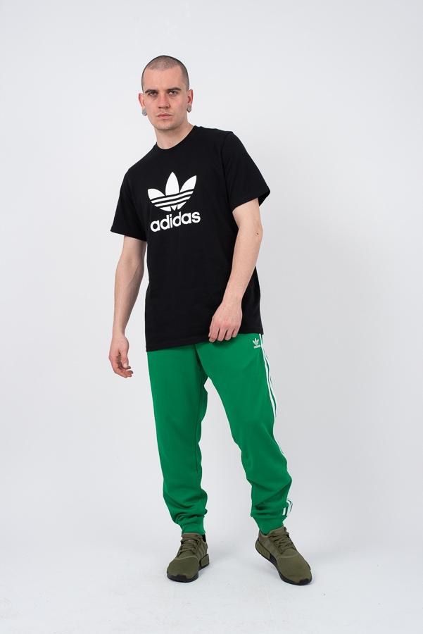 amazonka fabrycznie autentyczne Data wydania: Spodnie adidas SST Trackpants CW1278 r.M - 7417992697 ...