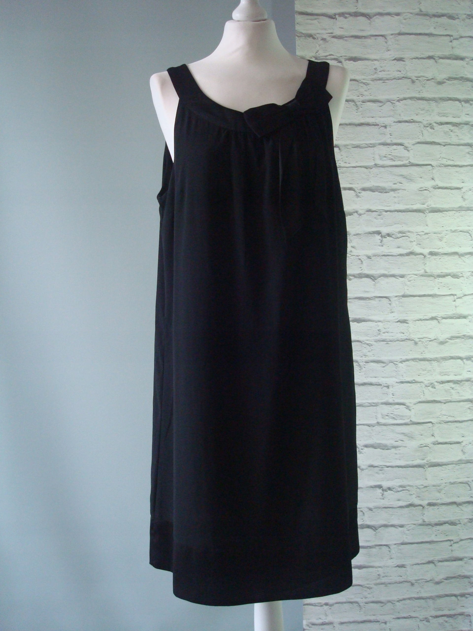 9d48a8010d H M mała czarna sukienka bal PLUS SIZE 46 - 7654086392 - oficjalne ...