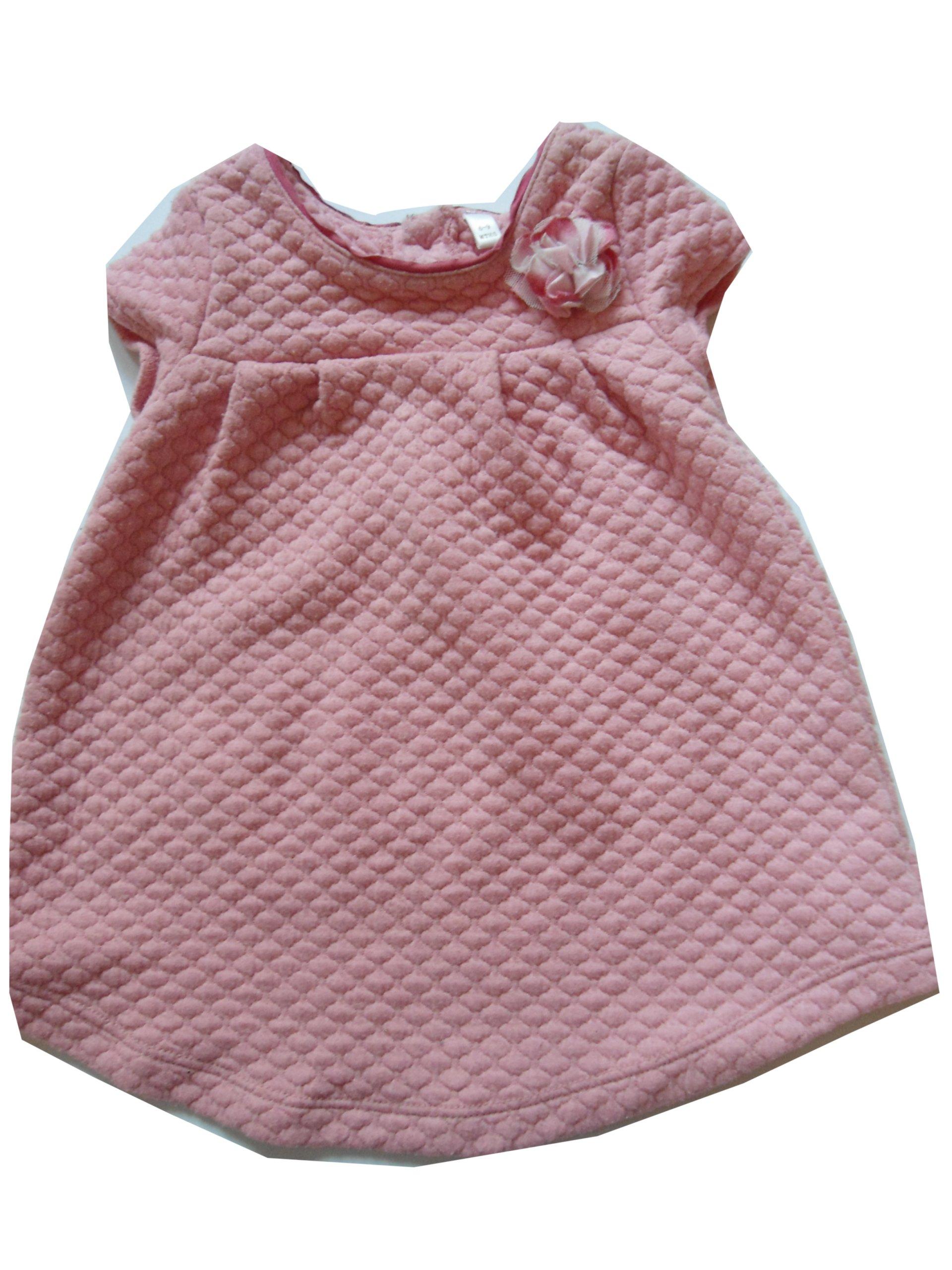 e3dad1688d 74 Sukienka tunika z kwiatem tiulowym 6-9 - 7232838517 - oficjalne ...