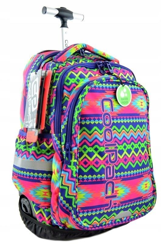 8ecb0b4cdcbe CoolPack 782 JUNIOR Plecak na kółkach BOHO ELECTRA - 7303641669 ...