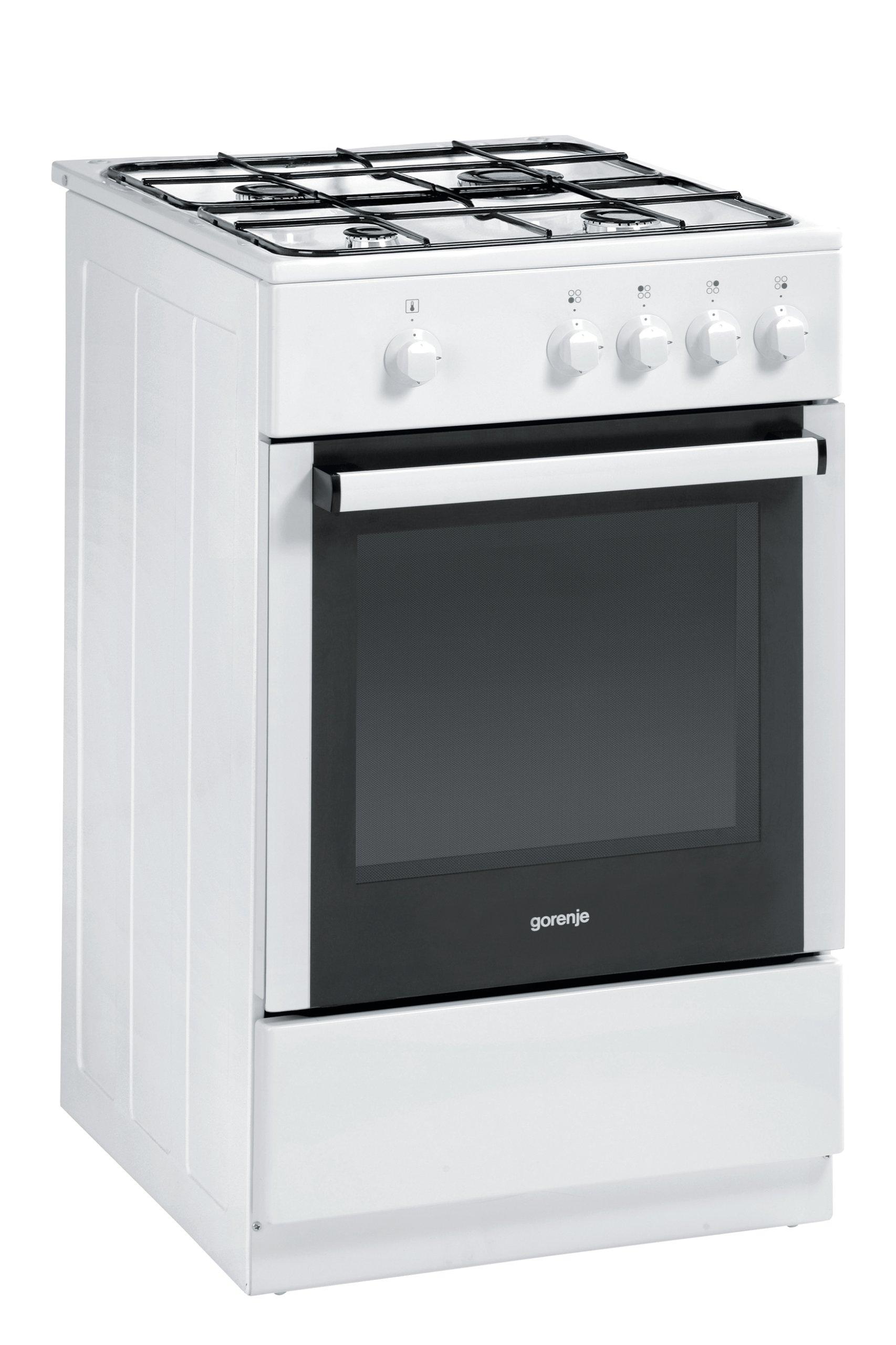 Kuchnia Gazowa Gorenje G51100aw 50cm 55l Promocja