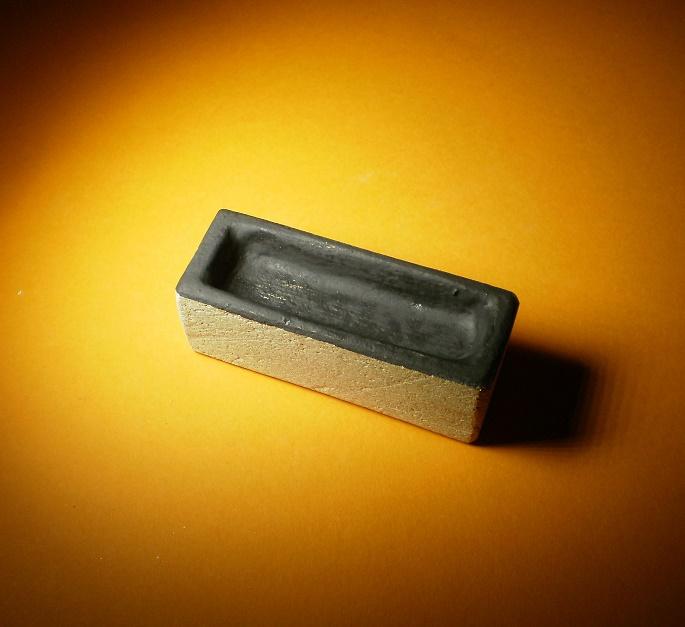 Srebro;Pojemnik profilowany do wylewania srebra 50