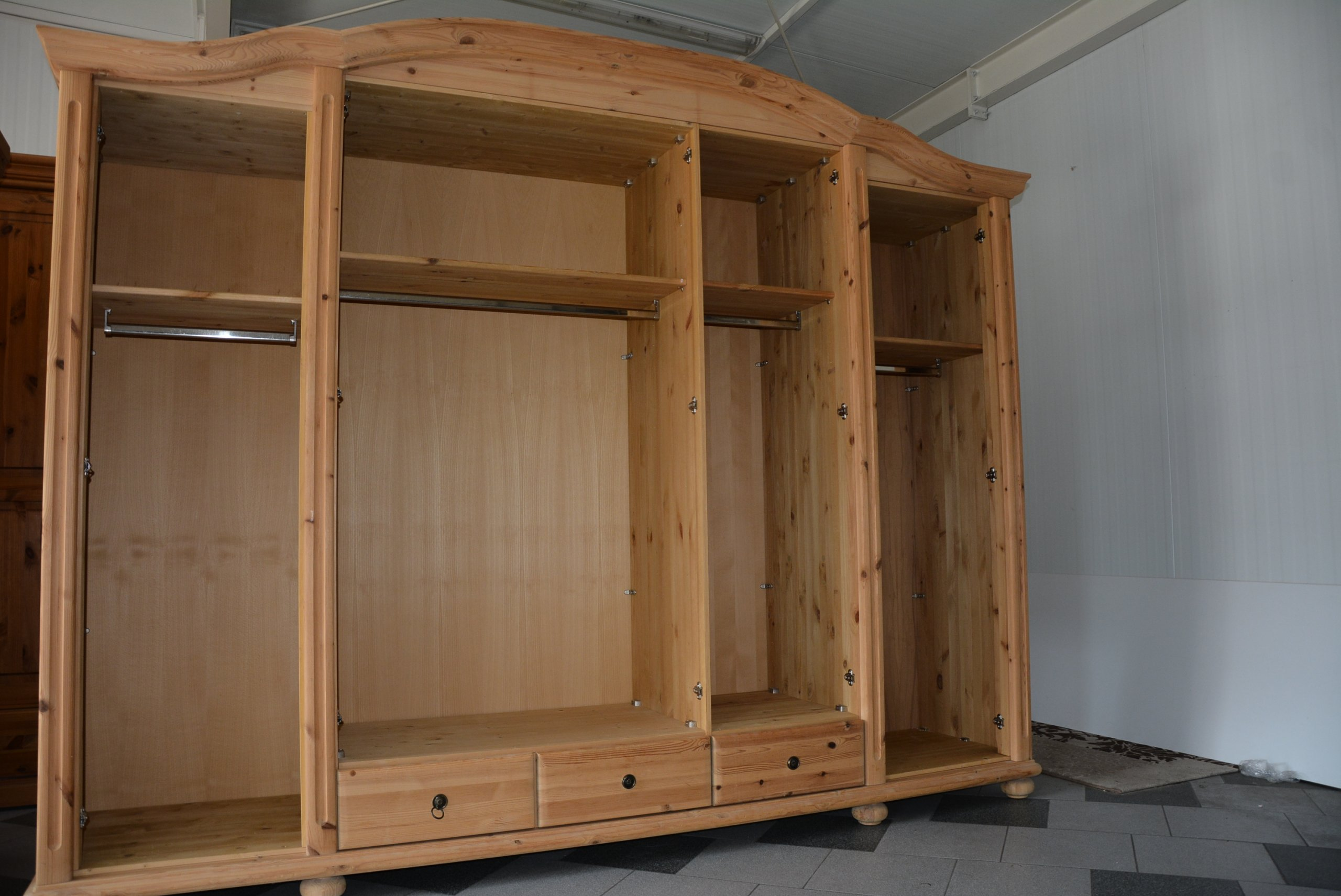 uzywana kompletna sypialnia meble z niemiec 7289545290