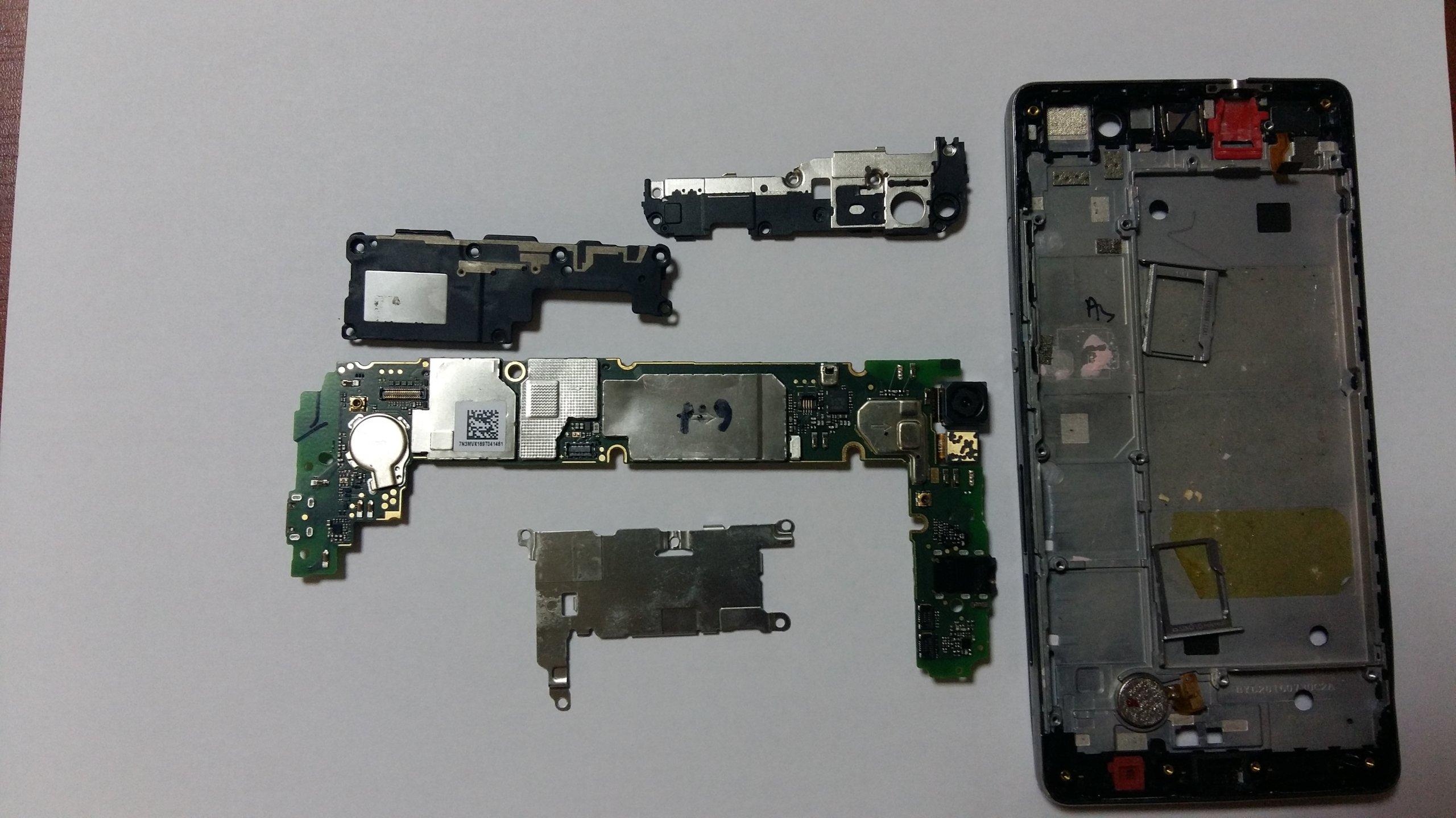 Rewelacyjny Huawei P8 lite płyta główna sprawna - 7131602427 - oficjalne ZA54