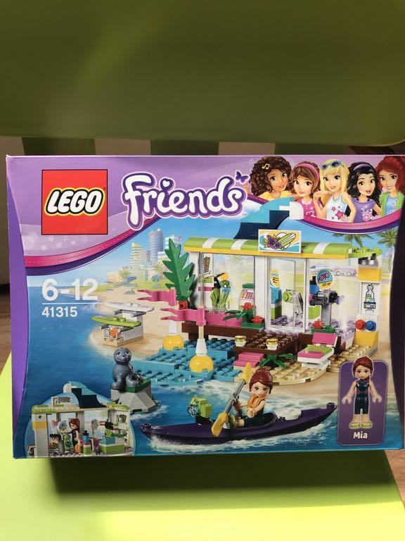 Lego Friends 41315 Sklep Dla Surferów 7307826034 Oficjalne