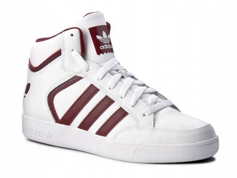 the best attitude 273f9 1accc ... e26610369f88 BUTY męskie ADIDAS VARIAL MID (BY4060) SKÓRA!