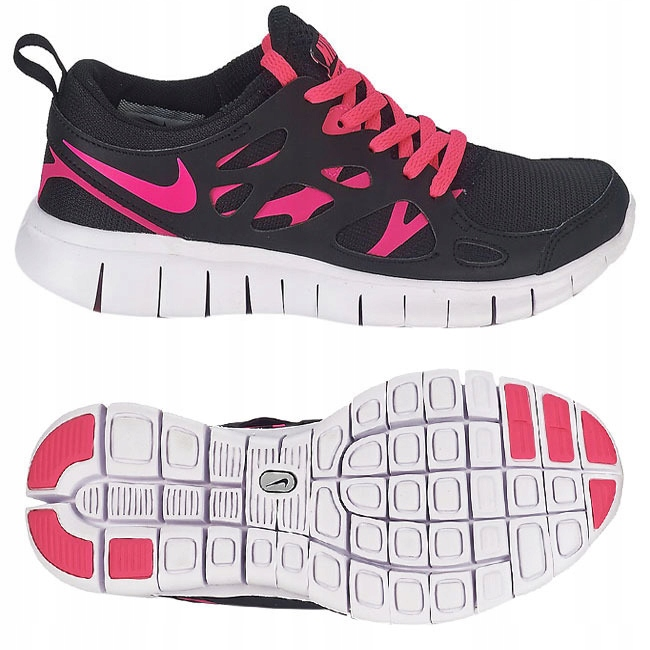 reputable site 5f3ca 175c9 BUTY DAMSKIE NIKE FREE RUN 2 477701 008 37.5
