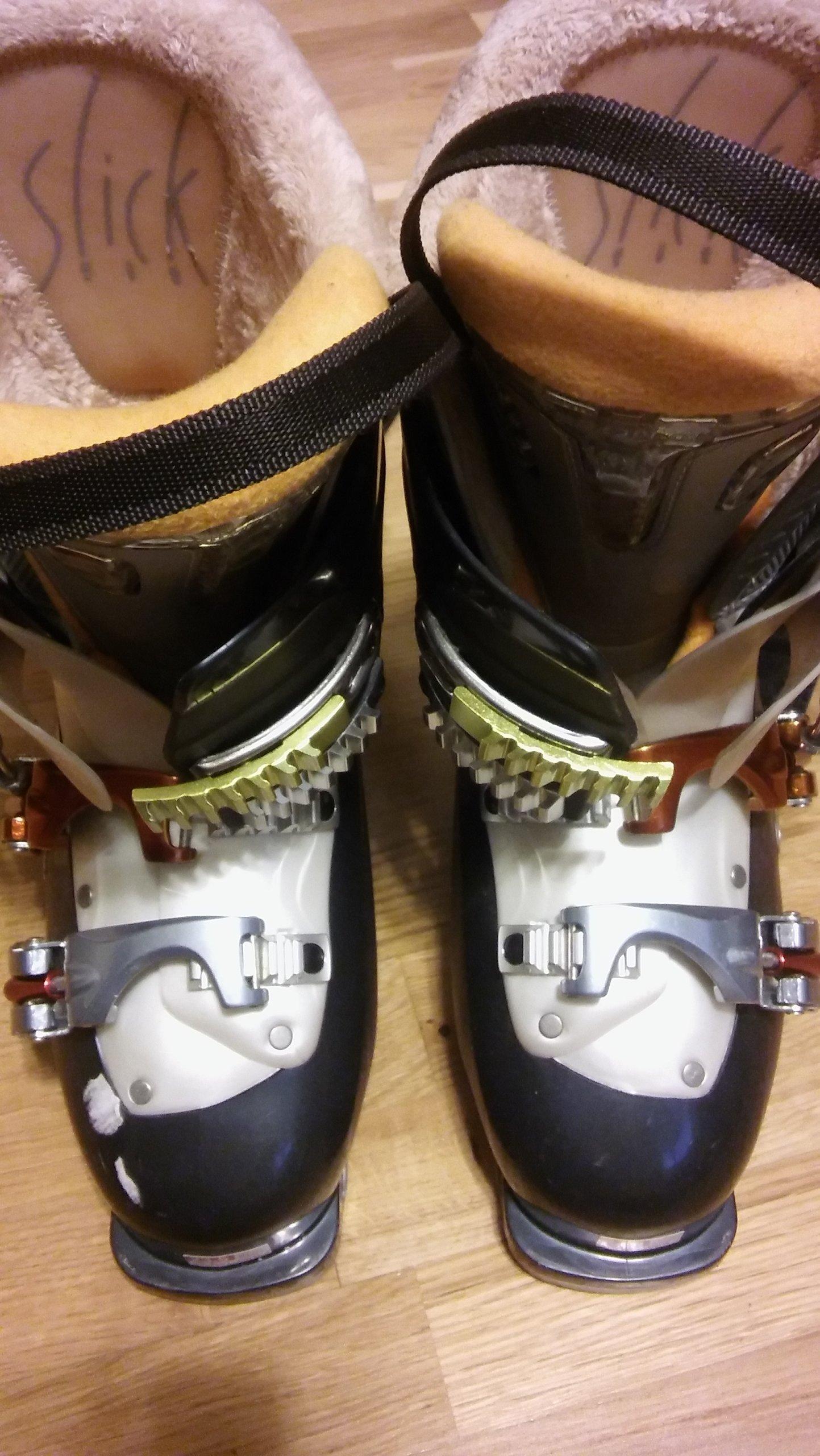 Buty narciarskie salomon irony cf 7.0 rozmiar 39 Galeria