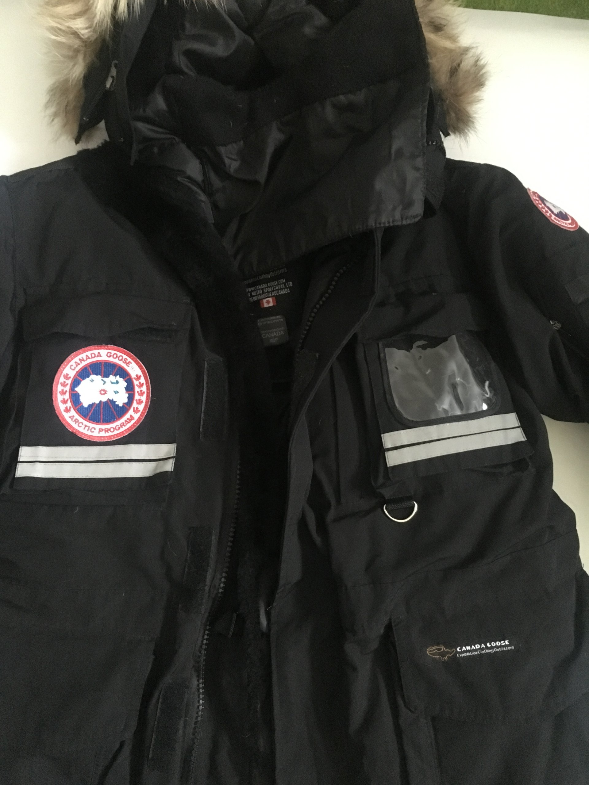 canada goose Expedition niskie