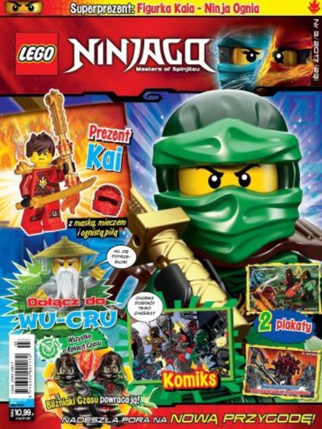 Lego Ninjago Magazyn Nr 32017 23 Bez Figurki 6980107784