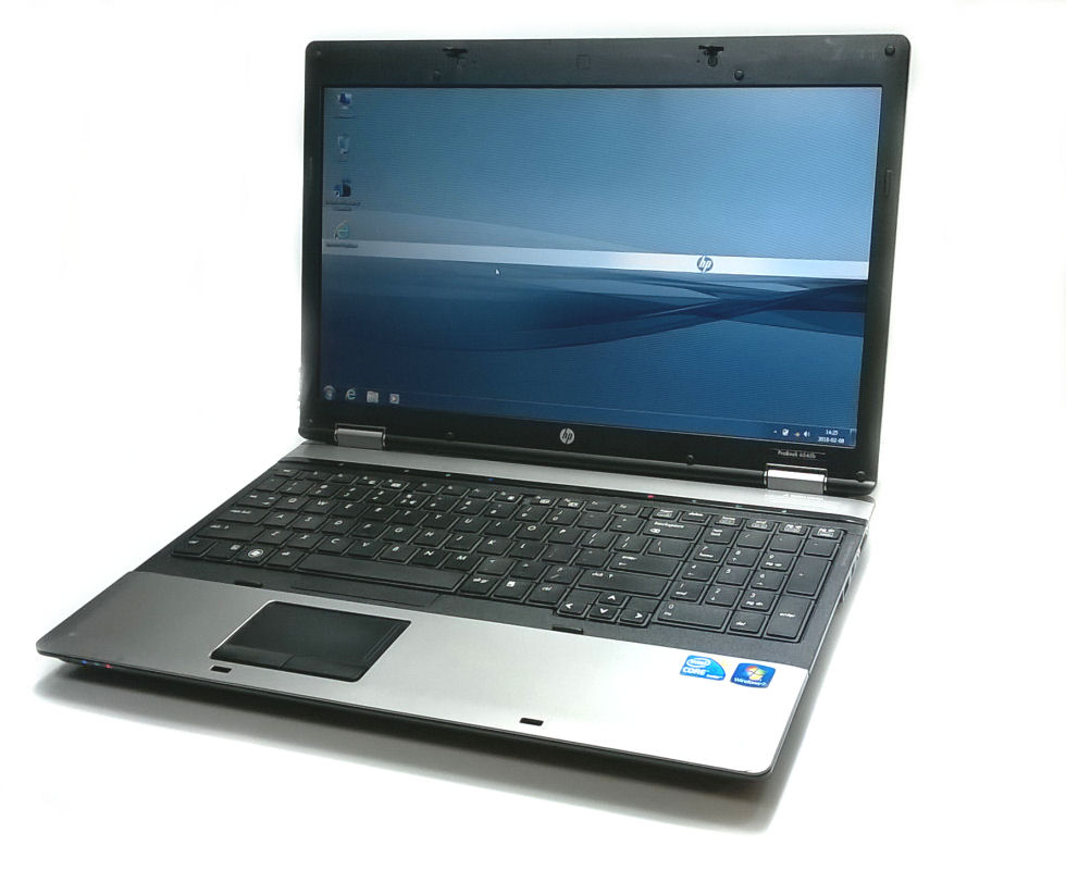 HP ProBook 6540b Core i5 M520 3GB 500GB DVDRW Win7