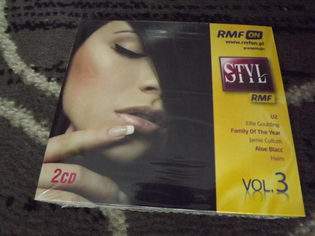 RMF FM STYL 2014 vol  3 Ellie Goulding ,U2, 2 CD