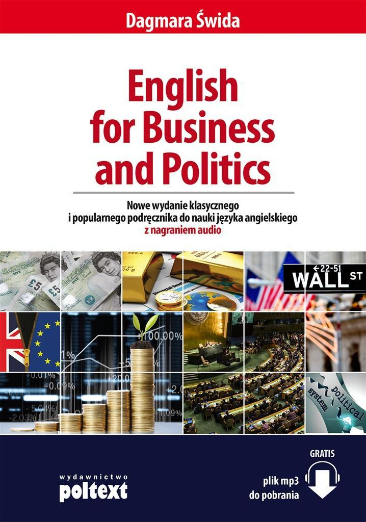 ENGLISH FOR BUSINESS AND POLITICS W.2017