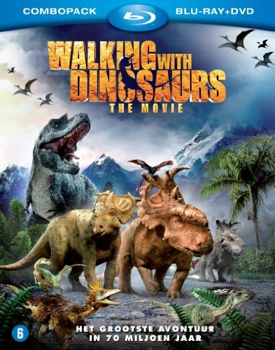 BLU-RAY Movie - Walking With Dinosaurs All Regions