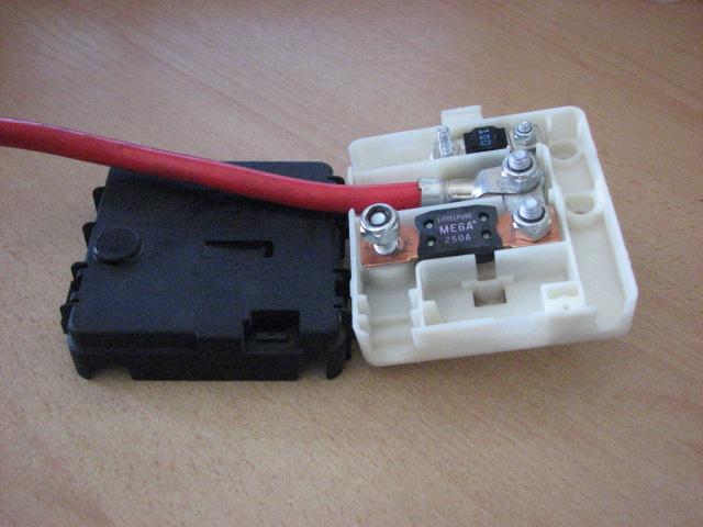 Bezpiecznik Akumulatora Bmw E46 5569063042 Oficjalne Archiwum