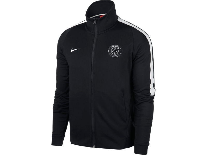 ecbb1d305a492 Bluza NIKE Paris Saint-Germain Jr size 158-170 - 7037996087 ...
