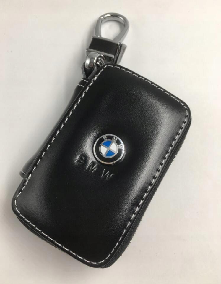bc46a818525f8 BMW ETUI NA KLUCZYK BRELOK PORTFEL SKÓRA - 7627956970 - oficjalne ...