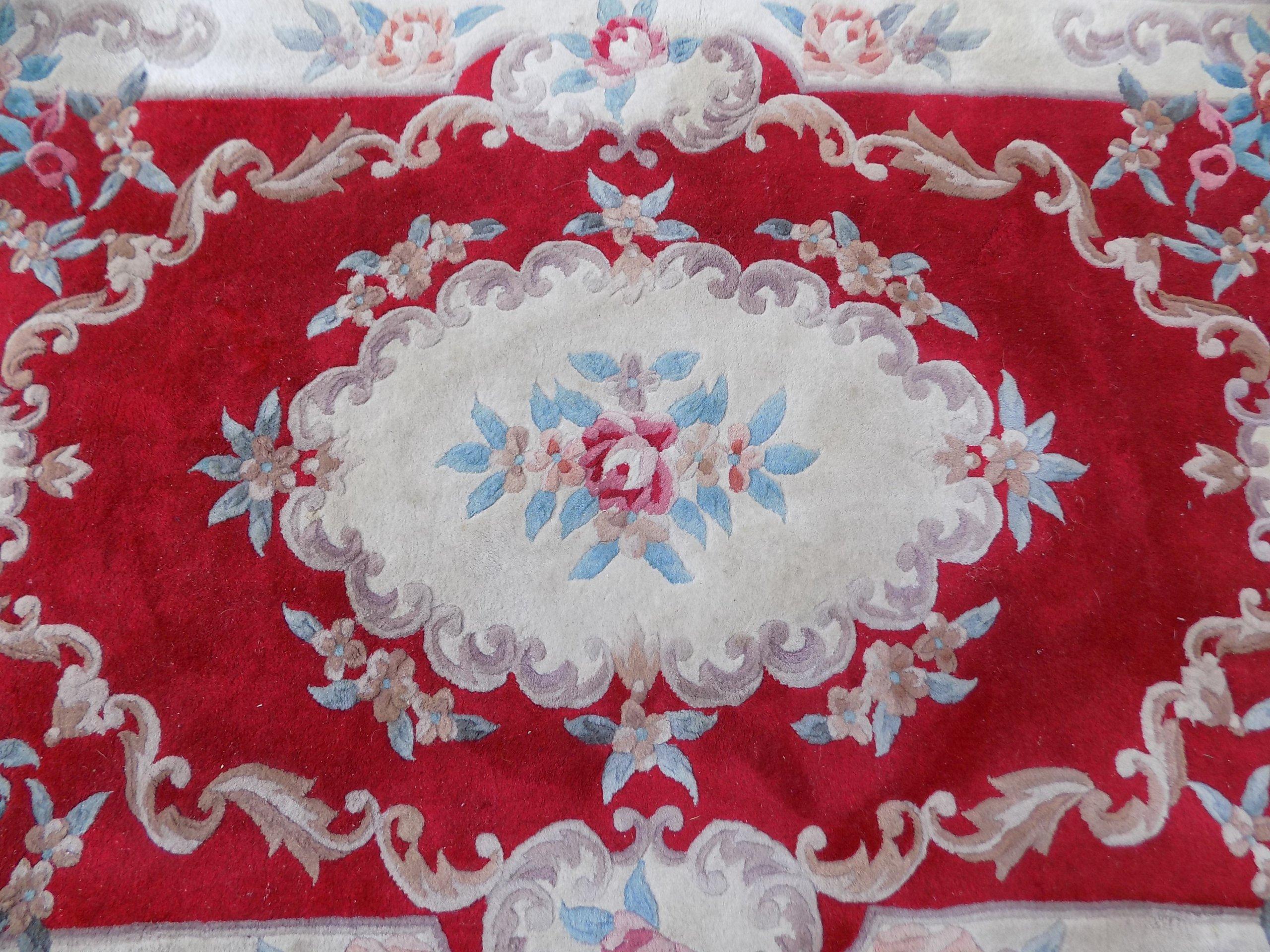 Poważne Dywany Wełniane Chińskie Ql82 Renaissance