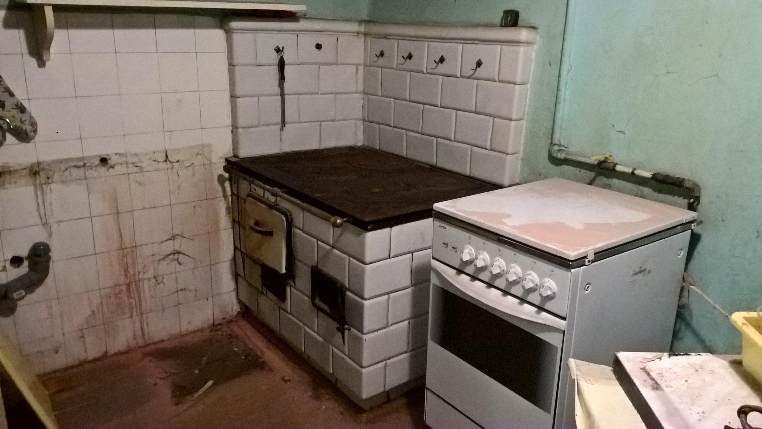 Piec Kaflowy Kuchnia Kaflowa Okres Międzywojenny