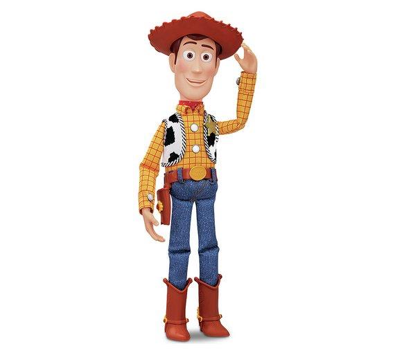 Chudy Woody Toy Story Mowiacy 39cm Disney 27654 7223276909