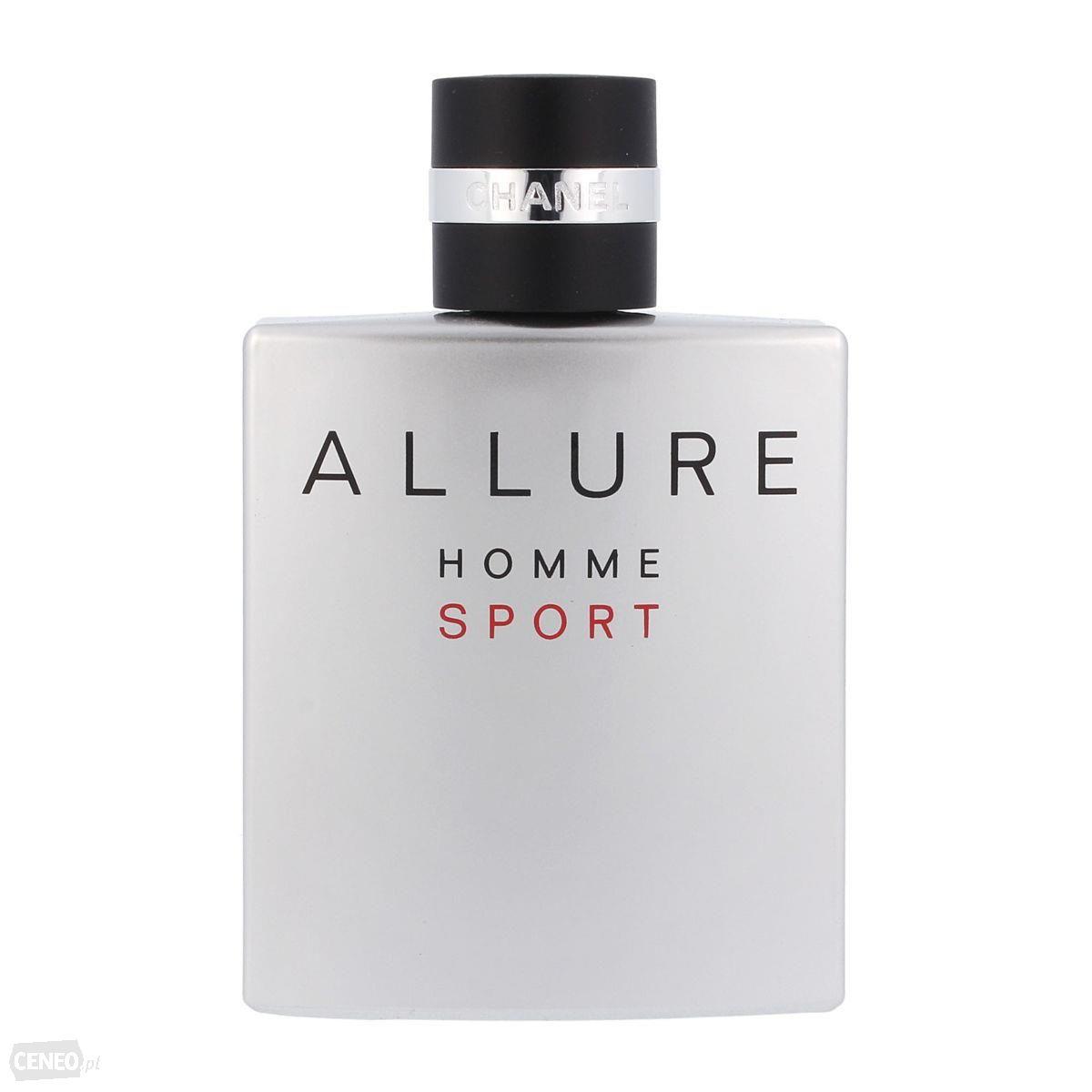 4551948a013c35 Chanel Allure homme SPORT 100ml EDT TESTER jakość - 7066247629 ...