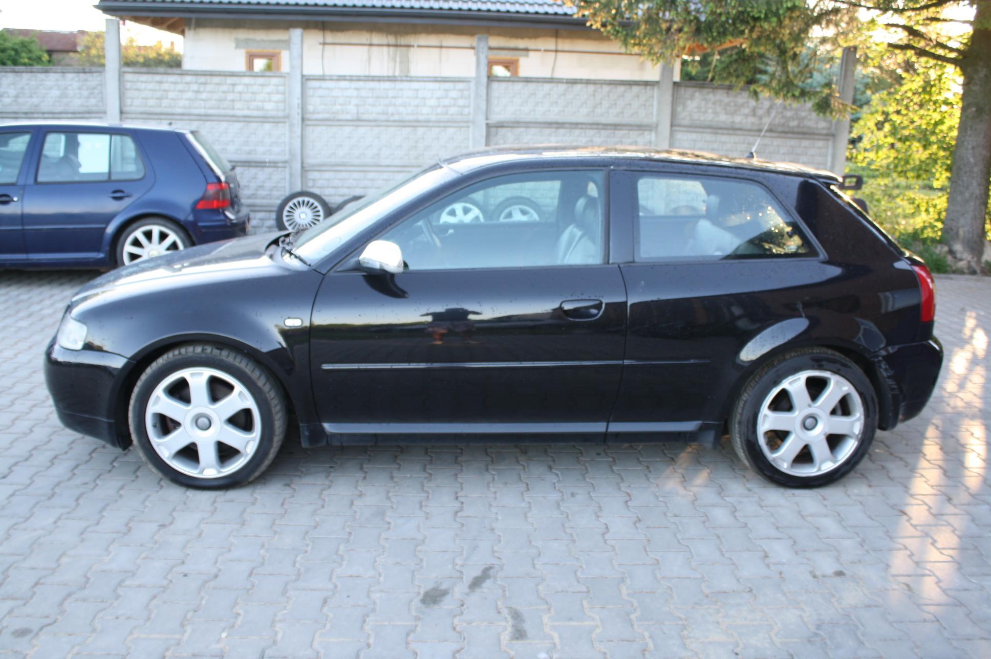 Drzwi Audi S3 8l 03r Czarne Ly9b Polift A3 7027960061 Oficjalne